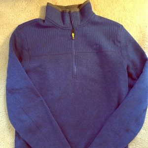 Other - Royal Blue Quarter Zip